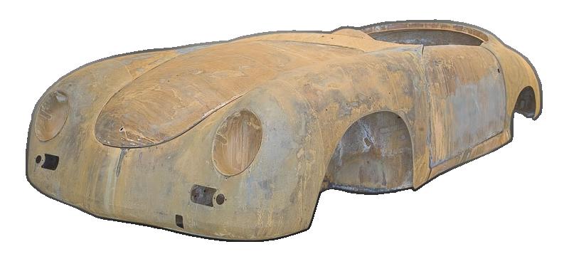 Sverniciatura trattamento scocca auto epoca Torino Italia Europa