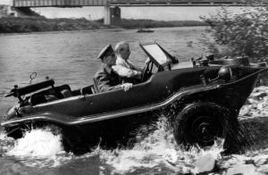 Volkswagen TYP166 Schwimmwagen