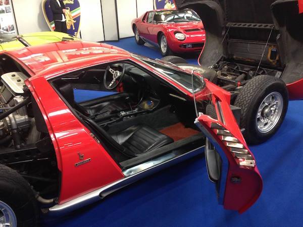Lamborghini Miura The Leggend Scocche Auto
