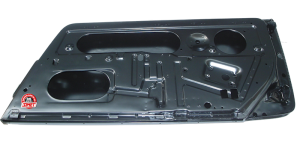 Porsche 911 restauro Sverniciatura trattamento scocca auto epoca Torino Italia Europa