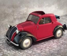 """Topolino Fiat """"500"""" : il ritorno di un'icona"""