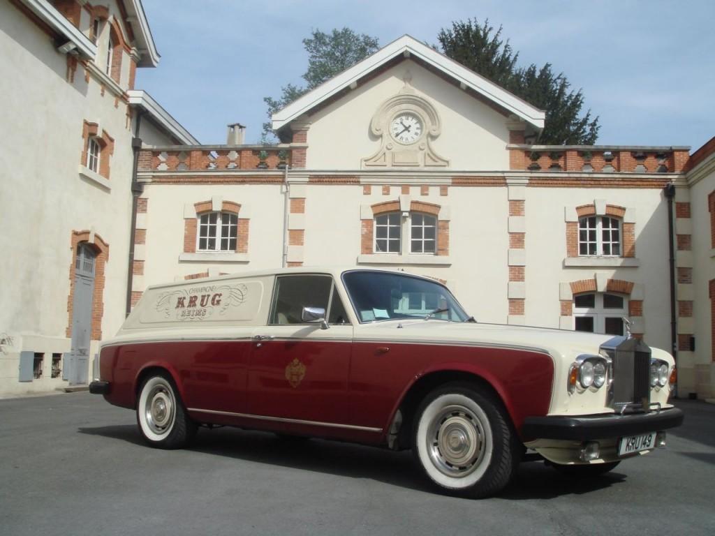 Rolls Royce Silver Shadow Estate Wagon sverniciatura scocche auto restauro auto restauro auto epoca