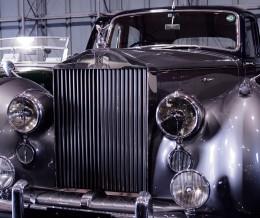 Rolls Royce Silver Shadow Estate Wagon