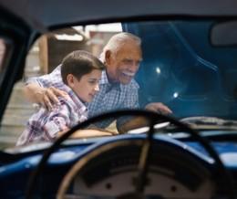 Raccontaci la storia della Tua auto d' epoca !