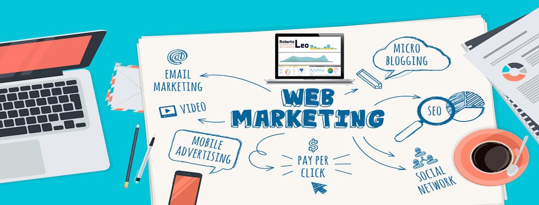 web marketing torino Roberto Leo