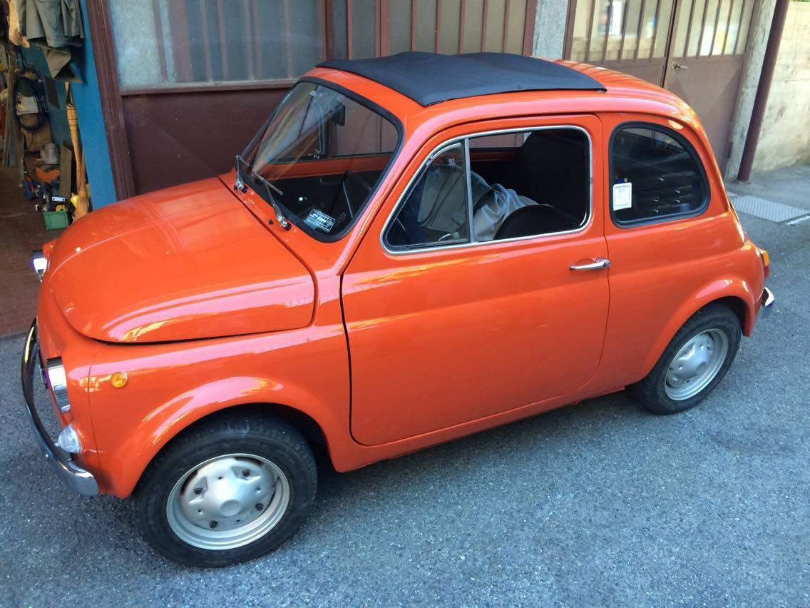 Fiat 500 di torino